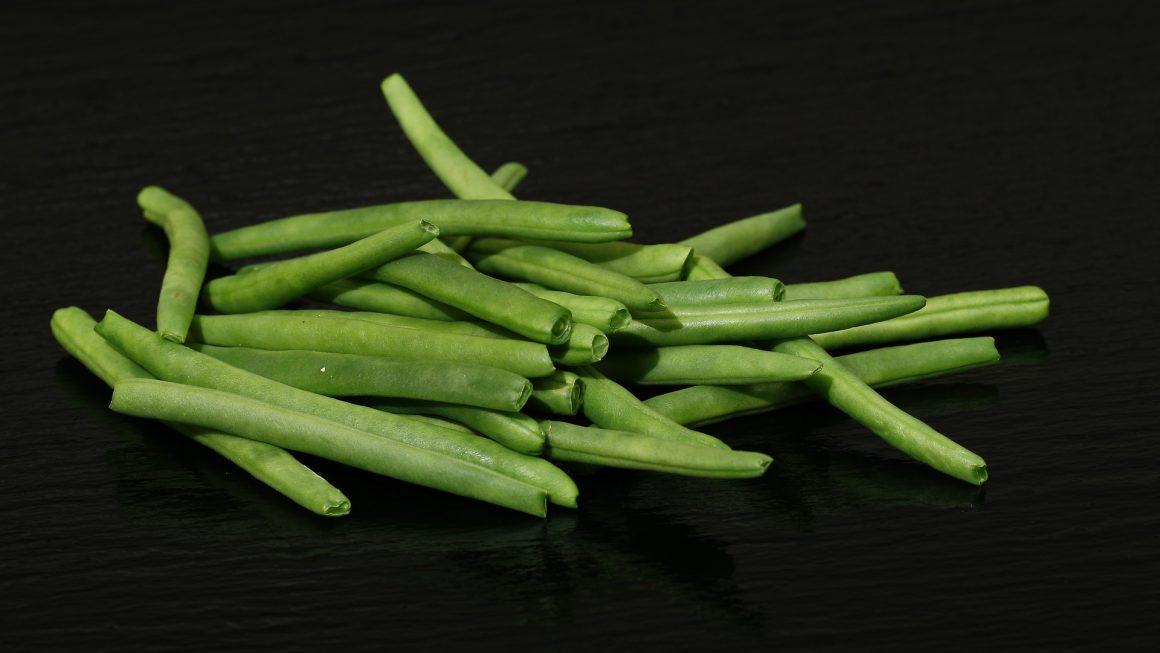 conserve d'haricots verts