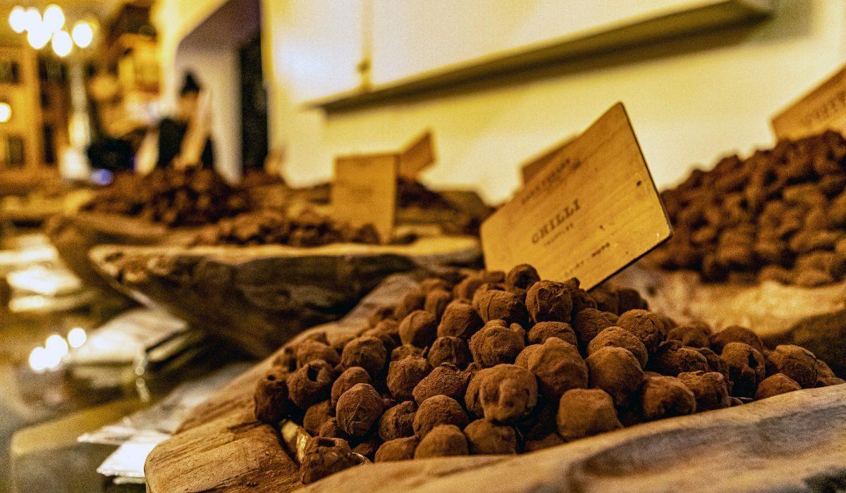 recette truffes chocolat sans oeufs