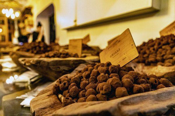 Recette truffes chocolat sans œuf simple et facile à réaliser